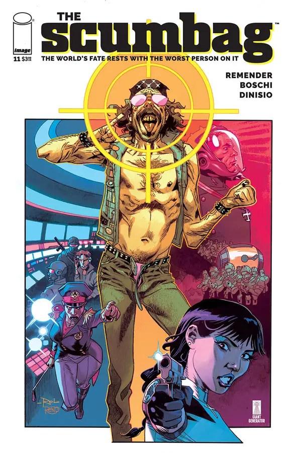 November 2021 Image Comics solicitations: