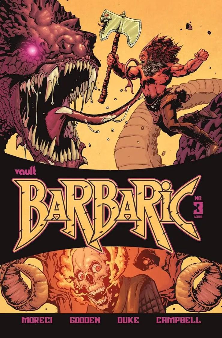Barbaric 2022