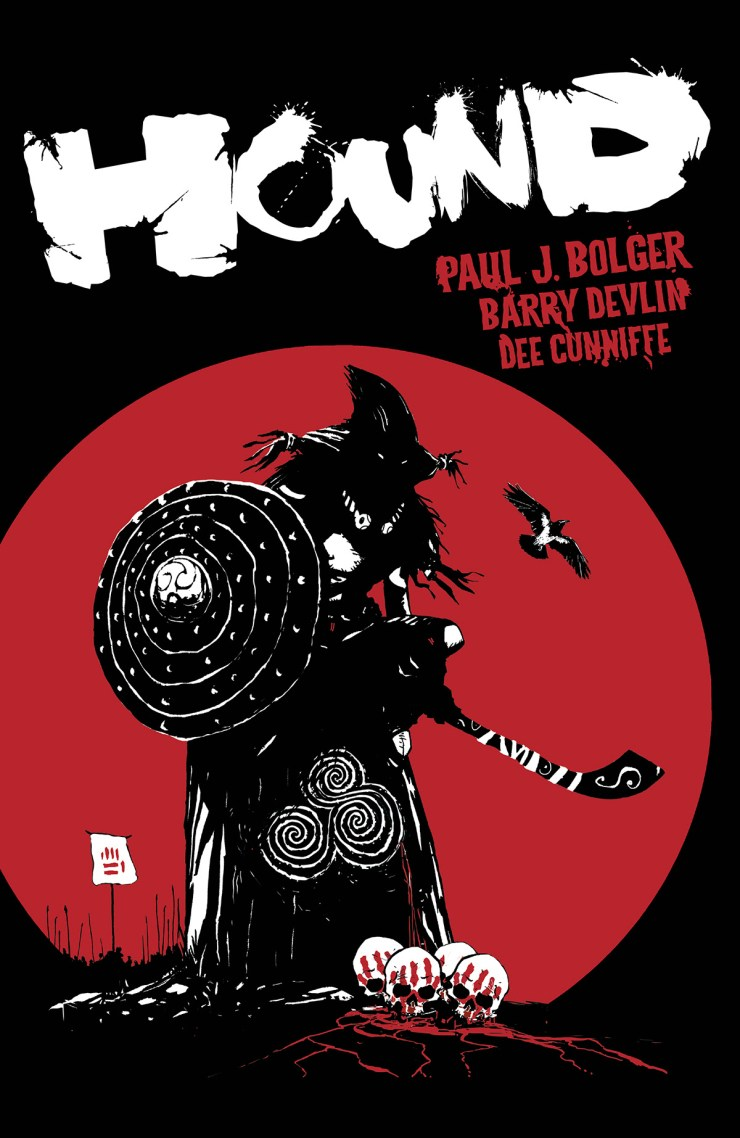 Dark Horse announces 'Hound' for March 2022