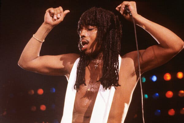 'Bitchin': The Sound and Fury of Rick James' review: All's fair in funk and war?
