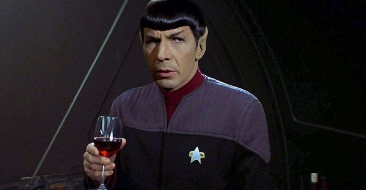 'The Autobiography of Mr. Spock' review