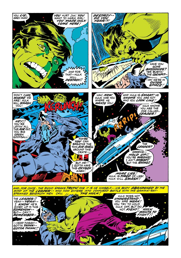 Incredible Hulk Epic Collection: Crisis on Counter-Earth' review