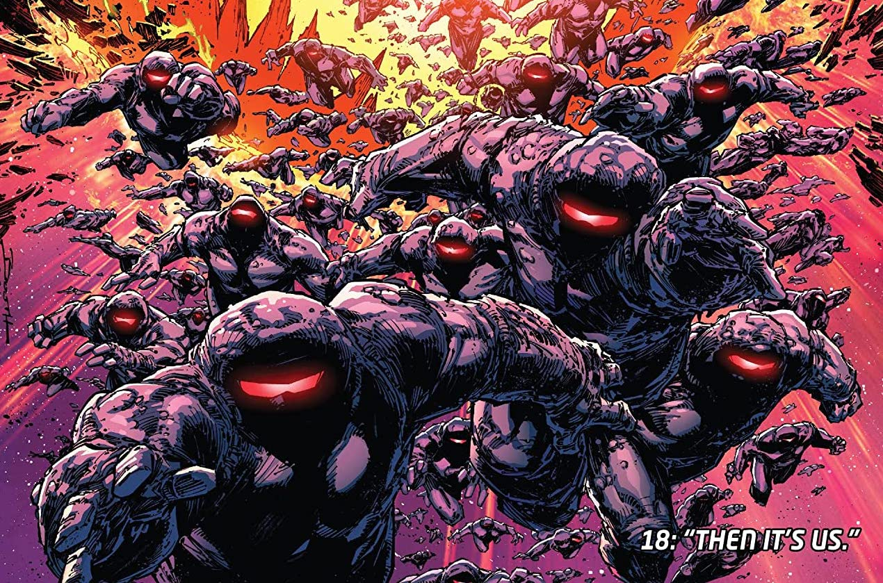 Guardians of the Galaxy#18