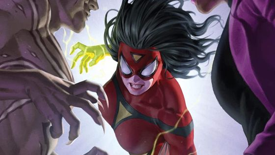 'Spider-Woman' #15 offers the best Jessica Drew comics...ever?