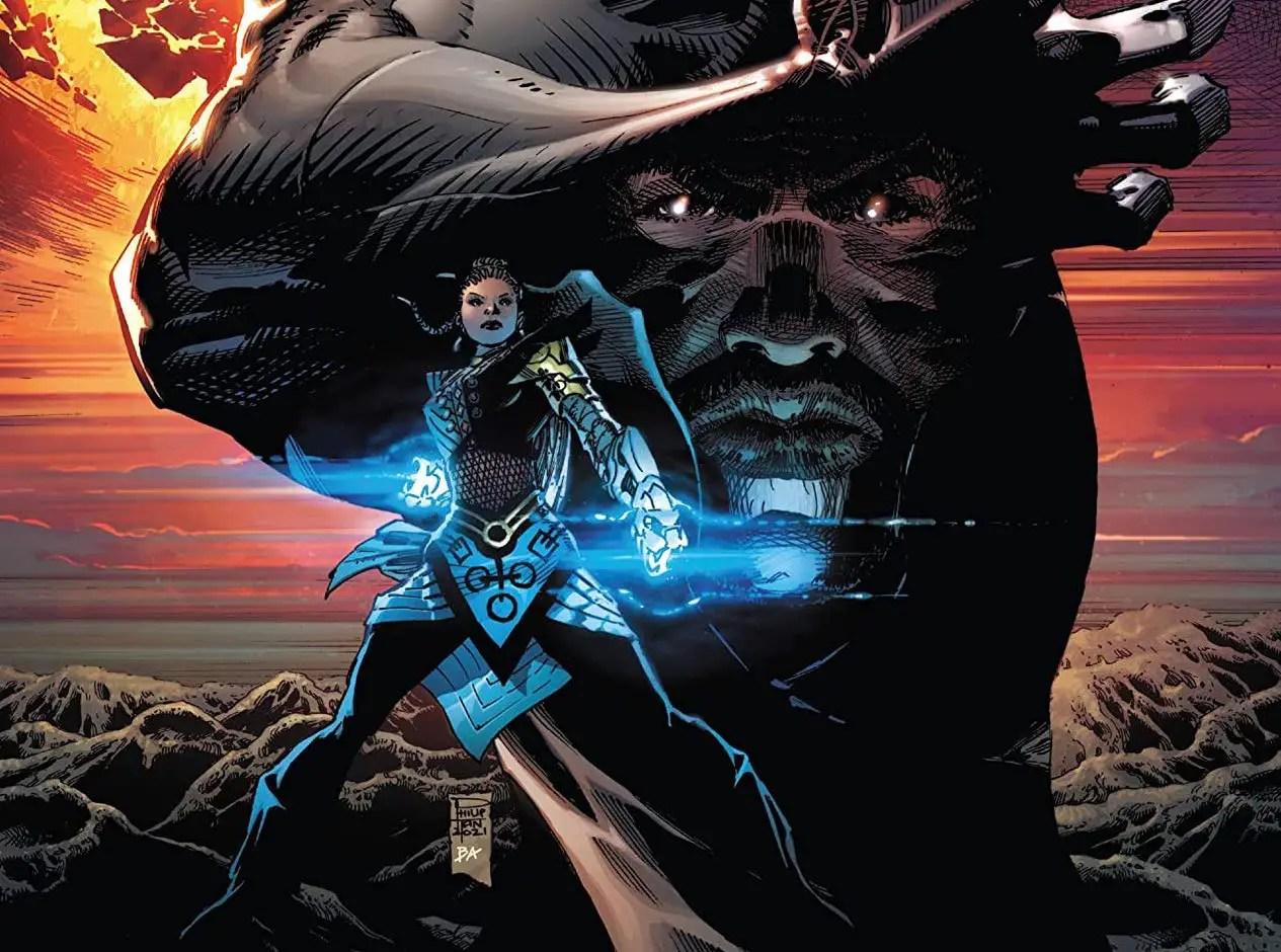 The Last Annihilation: Wakanda #1