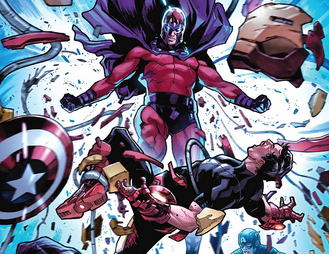 X-Men: The Trial of Magneto #2