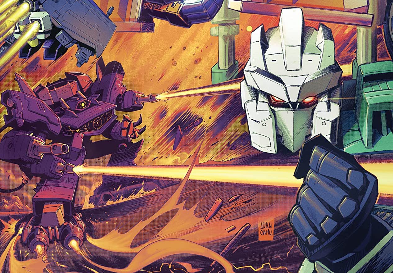 Transformers #35