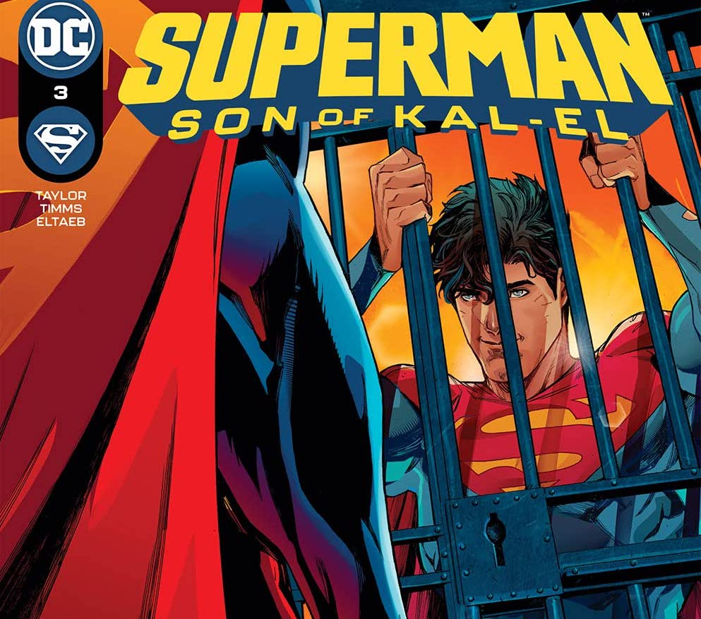 'Superman: Son of Kal-El' #3 features what makes Superman so super