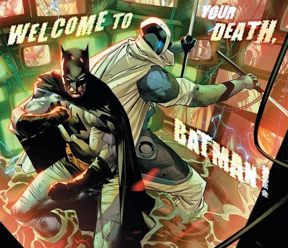 Batman #113