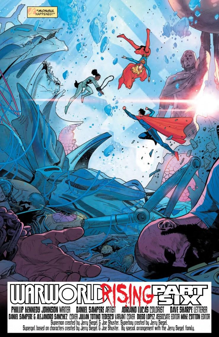 DC Preview: Action Comics #1035