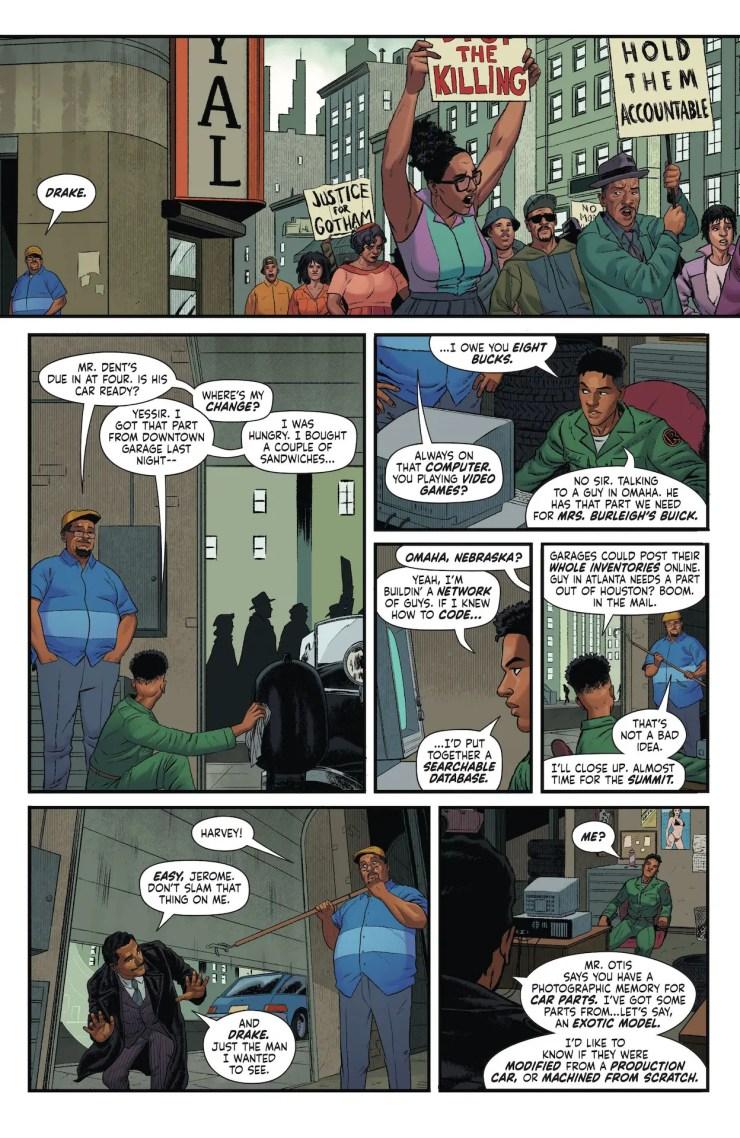 DC Preview: Batman '89 #2