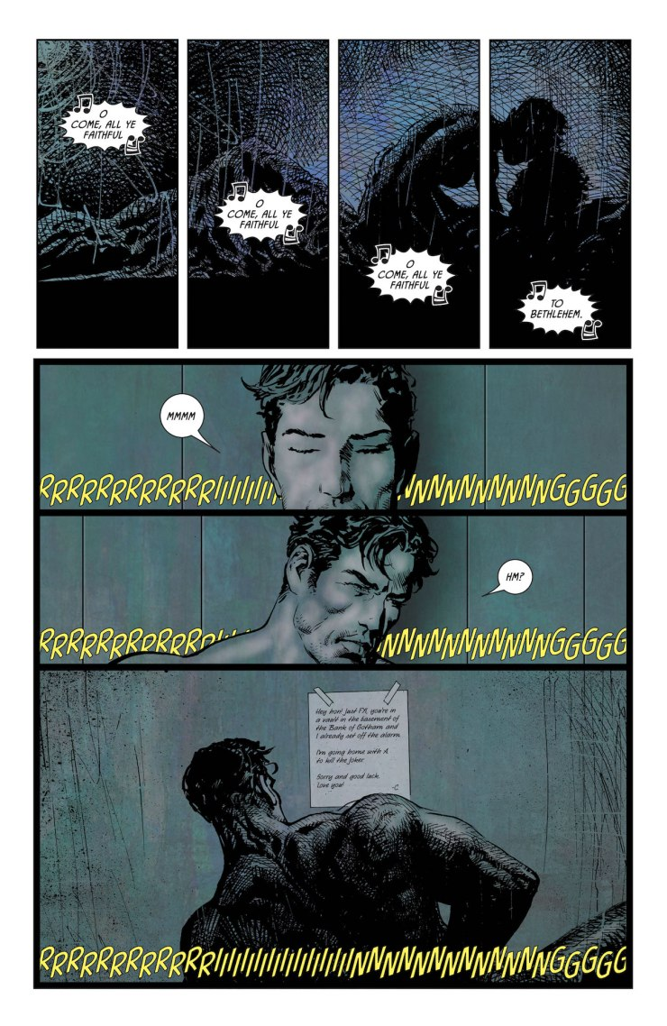 DC Preview: Batman/Catwoman #7
