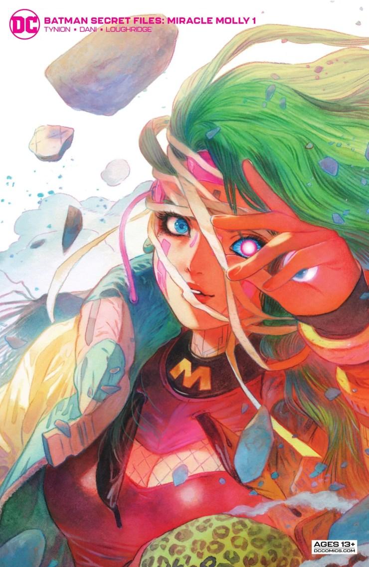 DC Preview: Batman Secret Files: Miracle Molly #1