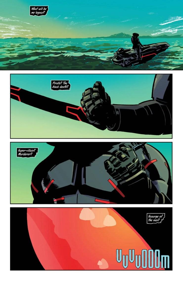 DC Preview: Black Manta #1