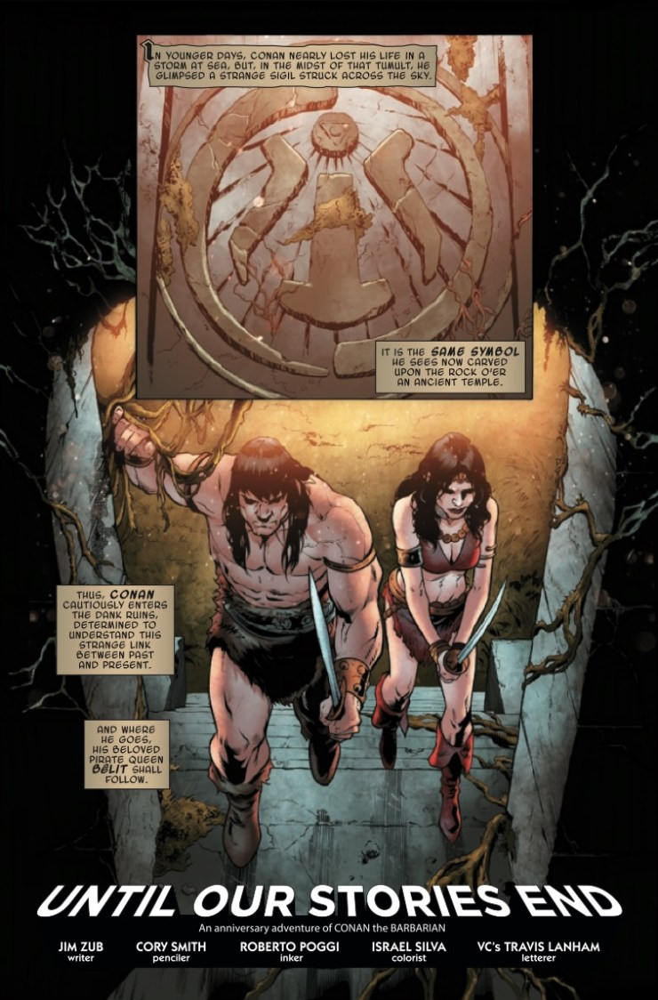 Marvel Preview: Conan the Barbarian #25