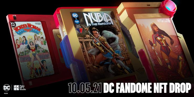 DC Comics launching inaugural NFT collection October 5th