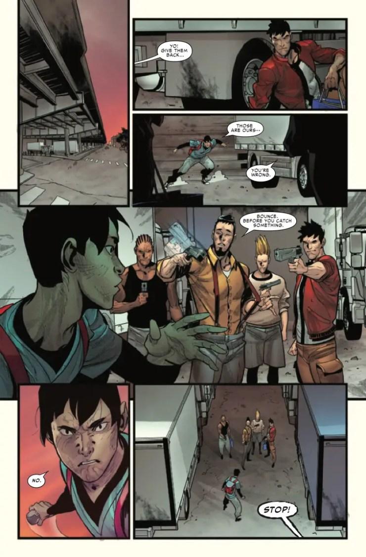 Marvel Preview: Darkhawk #2
