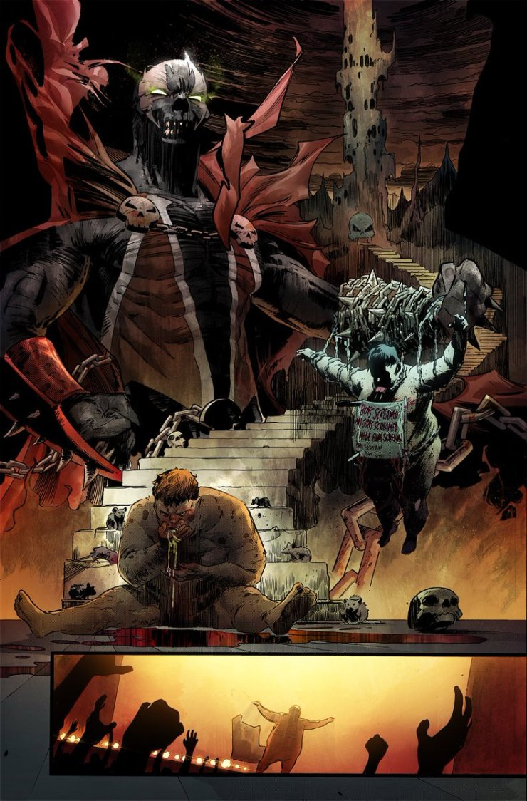 'King Spawn' #2 review