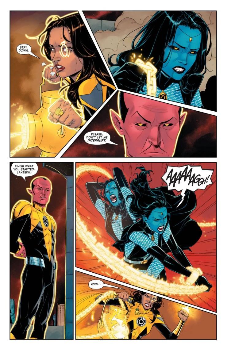 DC Preview: Green Lantern 2021 Annual #1