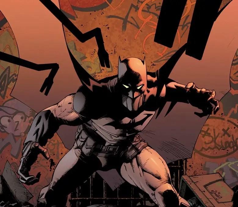 'I Am Batman' #1 a grounded street-level vigilante hero