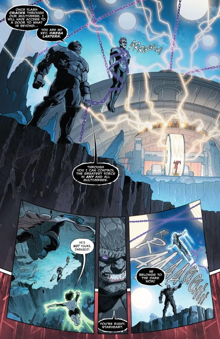 DC Preview: Infinite Frontier #6