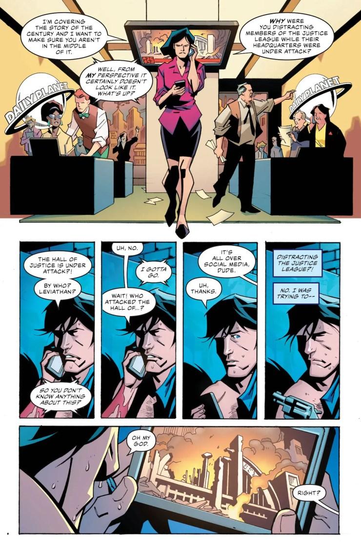 DC Preview: Justice League #67