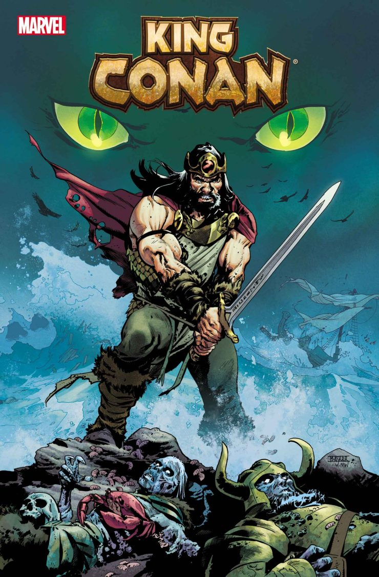 Marvel launching 'King Conan' December 15th