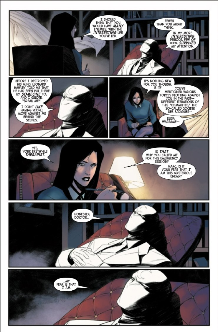 Marvel Preview: Moon Knight #3