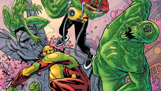 DC Preview: Mister Miracle: The Source of Freedom #5