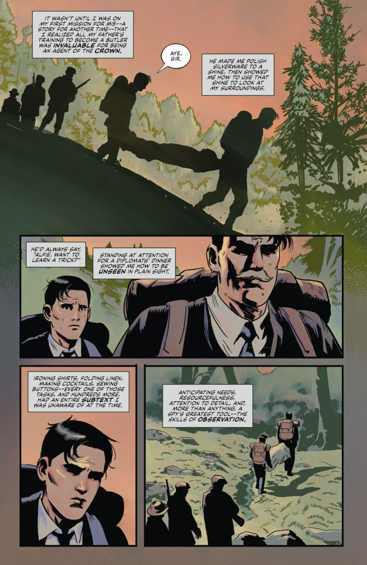 DC Preview: Pennyworth #2