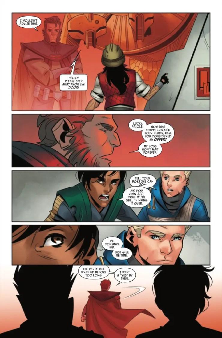 Marvel Preview: Star Wars: Doctor Aphra #14