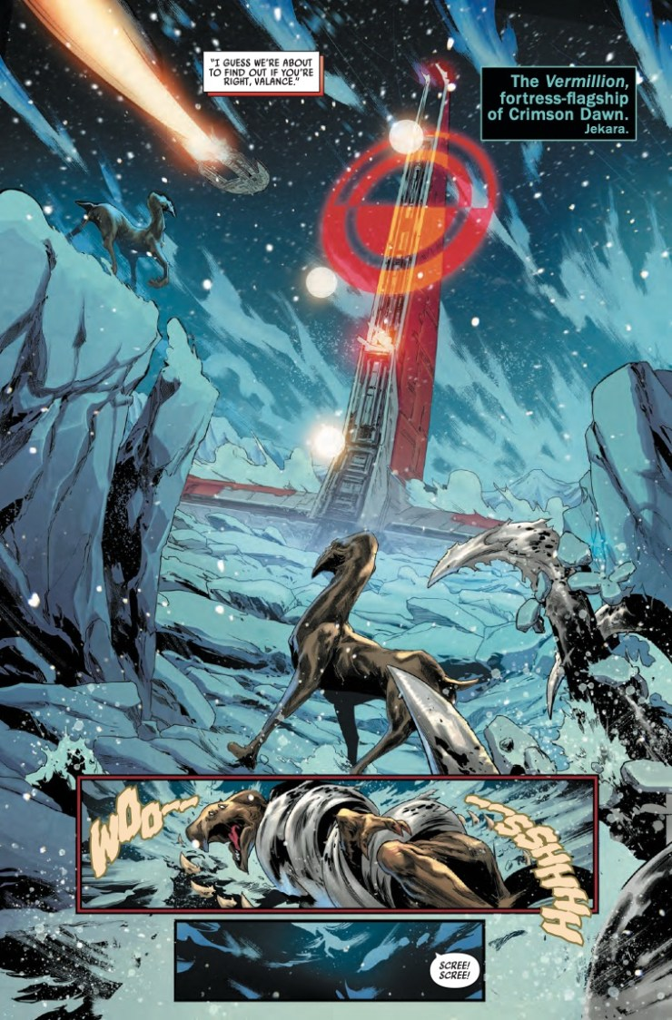 Marvel Preview: Star Wars: Bounty Hunters #16