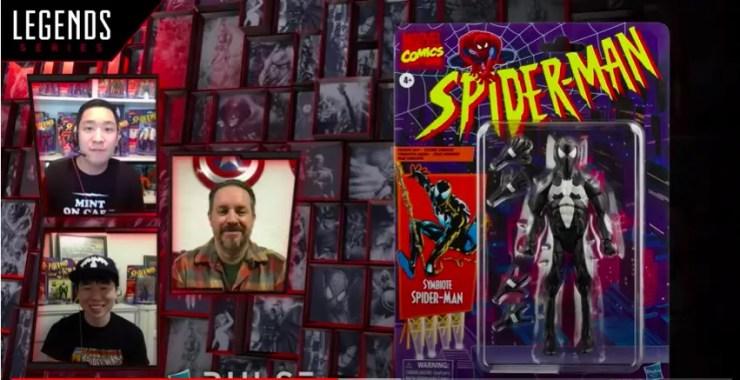 Marvel Legends: New Retro Spider-Man wave revealed