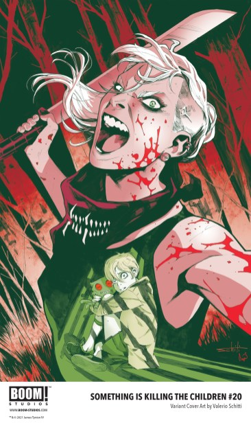 EXCLUSIVE BOOM! Preview: Something is Killing the Children #20