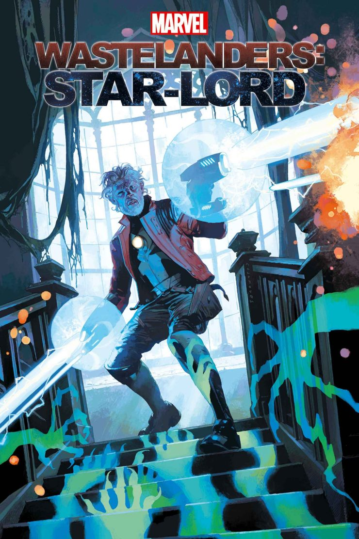 Marvel launching 'Wastelanders' Wolverine, Doom, Hawkeye, Star-Lord, and Black Widow this December