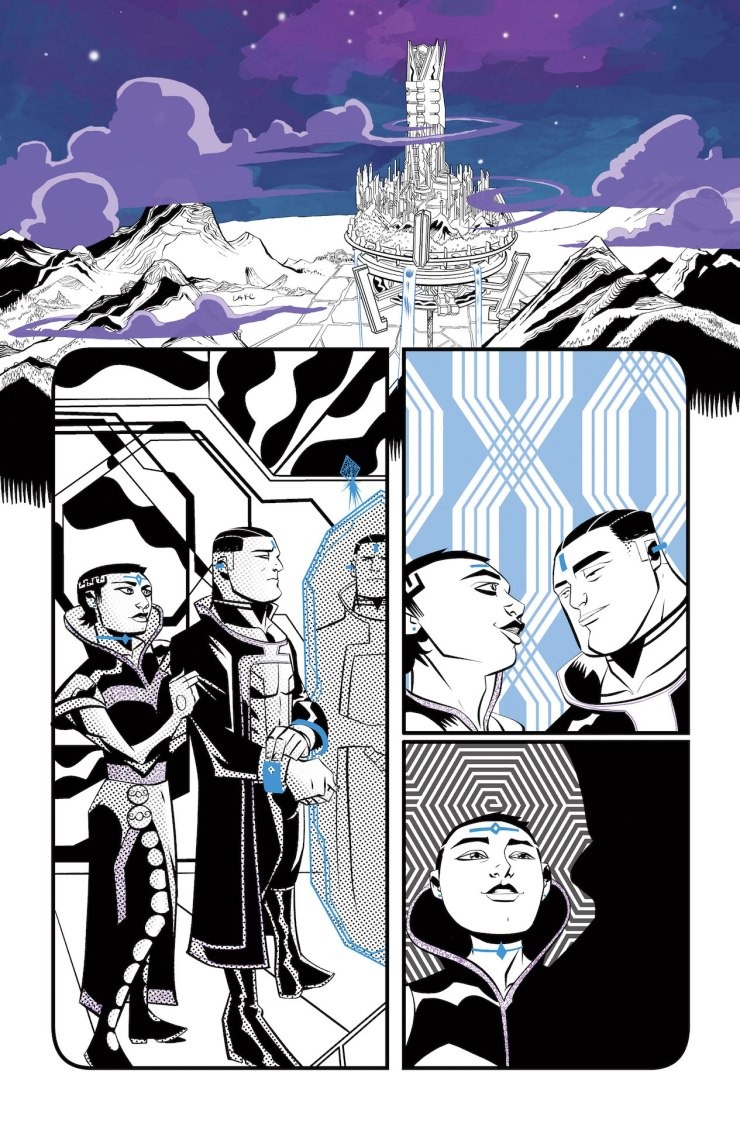 DC First Look: World of Krypton #1