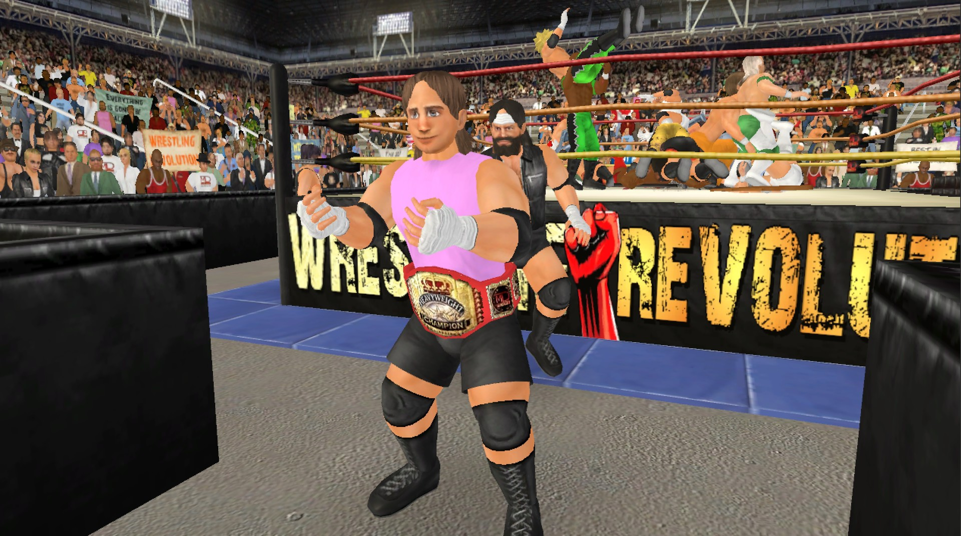 Breaking down the current state of wrestling video games
