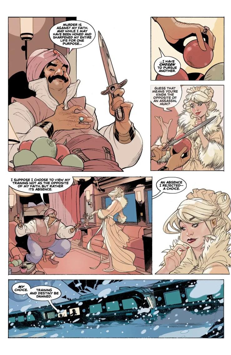 Image Comics First Look: Adventureman #5