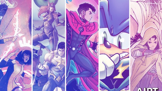 Fantastic Five: The best comics of the week of September 1, 2021