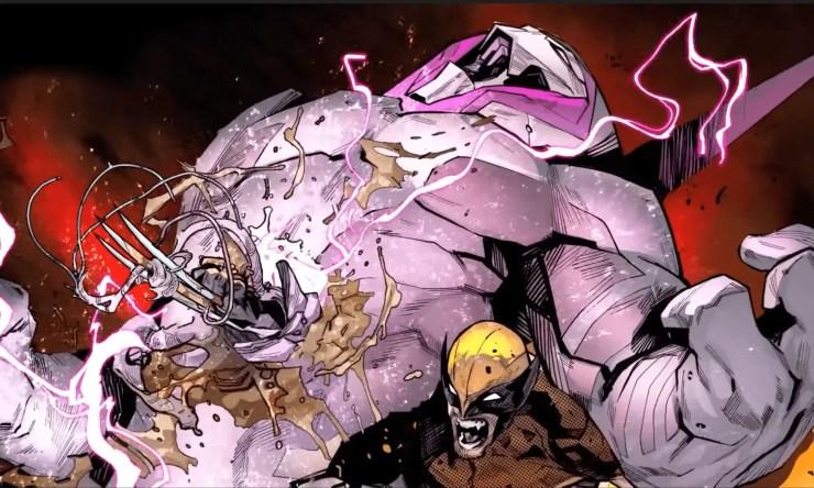 Marvel releases 'Inferno' trailer