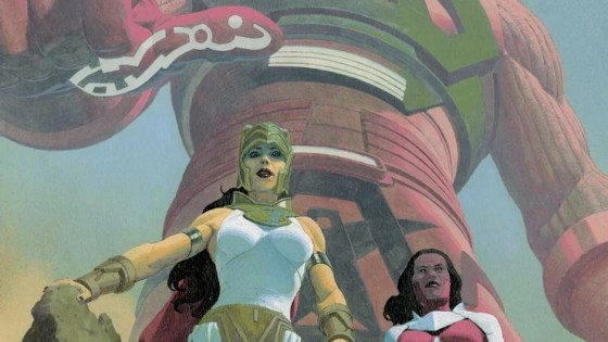Marvel First Look: Eternals: Celestia #1