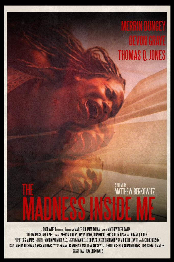 'The Madness Inside Me' review: Psychological thriller with a kinky twist