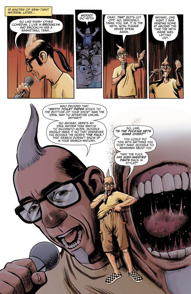 Talking '90s alt-comics, satire, and internet toxicity with 'Snelson' writer Paul Constant