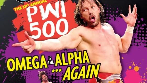 Kenny Omega PWI 500