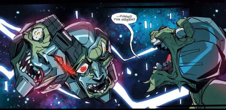 Transformers: Halloween Special