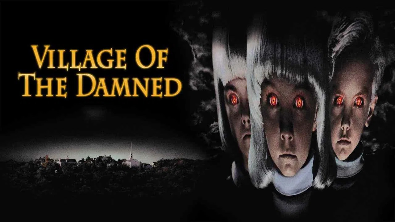 31 Days of Halloween: Village of the Damned (1995)