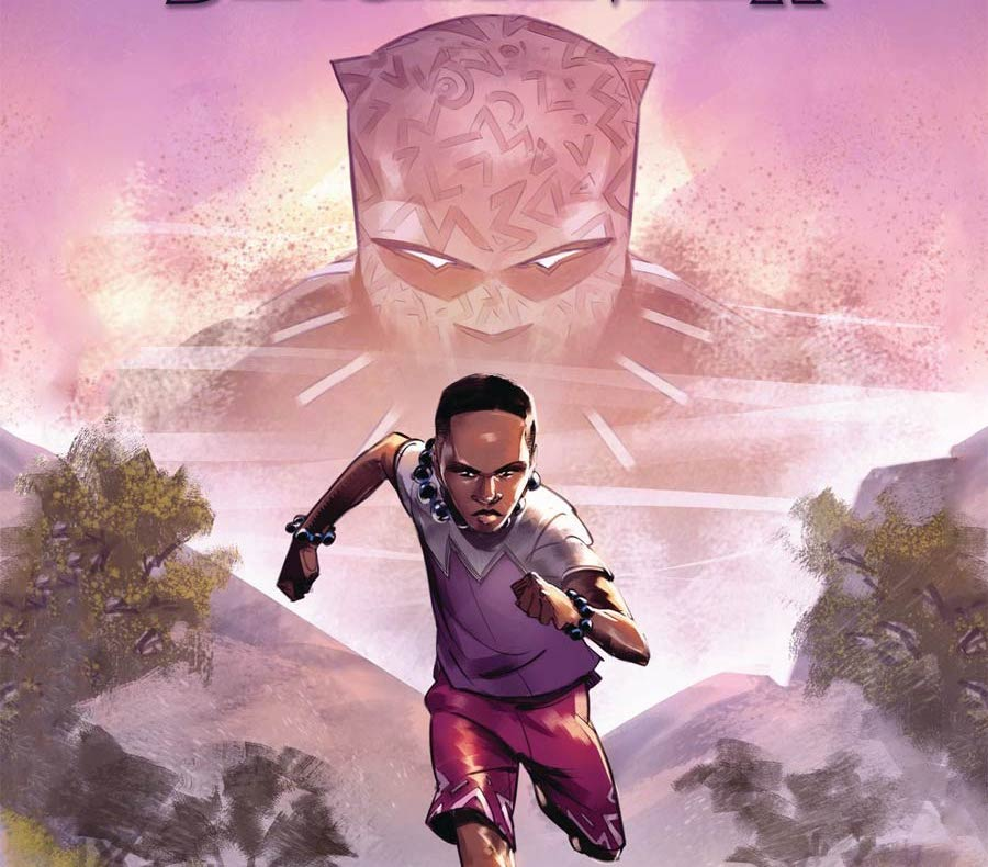 'Black Panther Legends' #1 is a bold Marvel story worth investing in