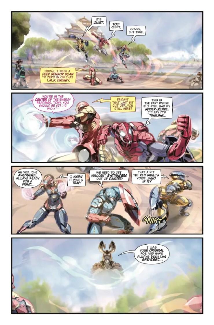 Avengers: Tech-On #3