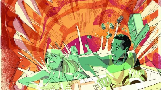NYCC '21: Scout Comics and Mucho Mas Media partner for Latinx imprint Chispa