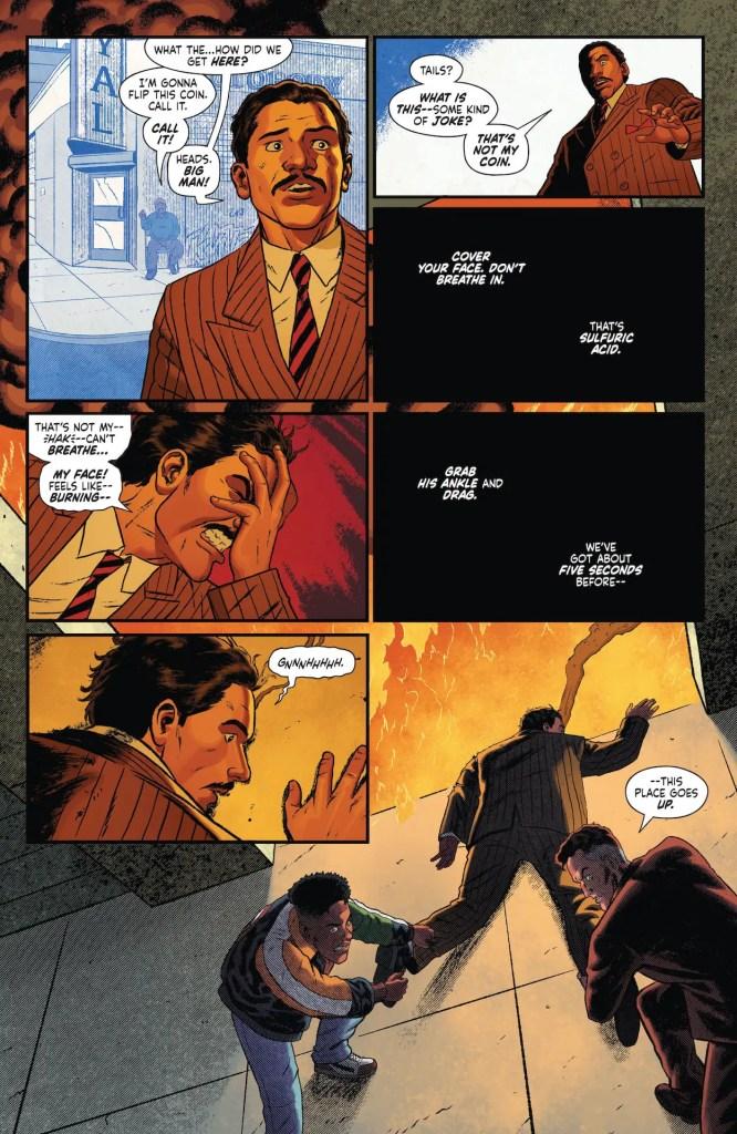DC Preview: Batman '89 #3